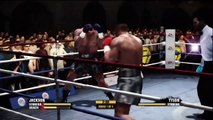 50 Cent Fight Night Gameplay (Ignore, For Blog Use)