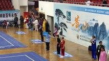 Hugo Kung Fu et Arts Martiaux de Chine 27 (5th championnats du monde a huangshan)