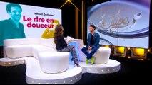 """Vincent Dedienne revient sur la polémique de la blague de Laurent Lafitte sur Woody Allen dans """"Le tube"""" - Regardez"""
