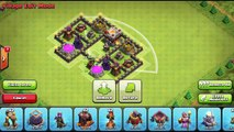 Clash Of Clans - New update 2016! Town hall 6 Th6 Troll Base With 2 Air Defense!