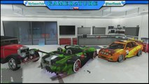 GTA 5 ONLINE DRIVE CARS INSIDE ANY GARAGE *PATCH 1.27/1.32* - GTA 5 ONLINE  (PS4,PS3,PC,XBOX360,PS3)