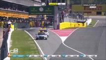 GP2 Series 2016 Barcelona Race2 Giovinazzi Huge Crash