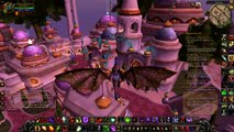 World of warcraft - How to get into the dalaran arena (AND contest winner!!)