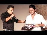 Salman Khan Wishes Shahrukh A Very Happy 50th BIRTHDAY In Public!