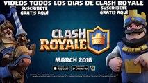 FECHA DE LANZAMIENTO EN ANDROID CONFIRMADA Y LANZAMIENTO GLOBAL EN IOS #65 Clash Royale