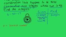 (Algebra) 22 - Solving Equations - Real-World Algebra (Part 4)