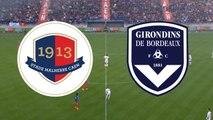 Le résumé du match SMCaen - Bordeaux