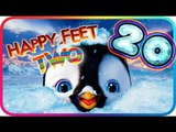 Happy Feet Two Walkthrough Part 20 (PS3, X360, Wii) ♫ Movie Game ♪ Level 50 - 51 - 52