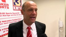 Mike Riley exclusive interview with KMTV and AM 590.