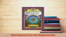 Best Seller Illuminations from the Bhagavad Gita Free