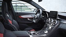 "INTERIOR 2015 Mercedes-AMG C 63 S on 19"" RWD 4.0 V8 Twin Turbo 503 hp 700 Nm 155 mph 0-62 mph 4 s"