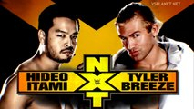 Tyler Breeze vs Hideo Itami, NXT Rival (RU)