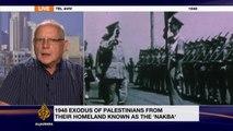 Israeli analyst speaks to Al Jazeera on the Nakba
