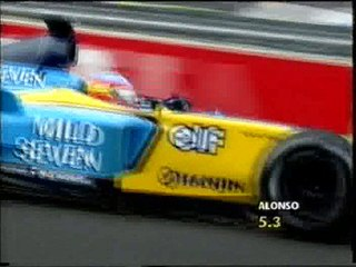F1 2003 GP03 - BRAZIL Interlagos - 1st Qualifying