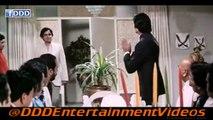 Bollywood Comedy Scene! Amitabh Bachchan, Shashi Kapoor - Mukhee Aur Meeting [  Namak Halal ]