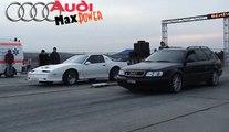 Audi S6 Avant Vs. Pontiac Firebird Trans-Am