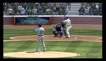 MLB 11 The Show - Clayton Kershaw Strikeout Reel (9 K's)