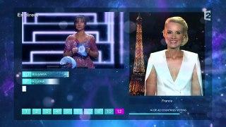 Elodie Gossuin se ridiculise à l Eurovision 2016 You ou ou