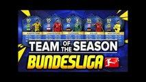 FIFA 16 Bundesliga TOTS! Ft. TOTS Aubameyang, TOTS Muller, TOTS Lewandowski- FIFA 16 Ultimate Team