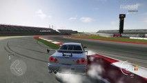 Forza Motorsport 6 nissan skyline gtr r34 2 fast 2 furious Drift