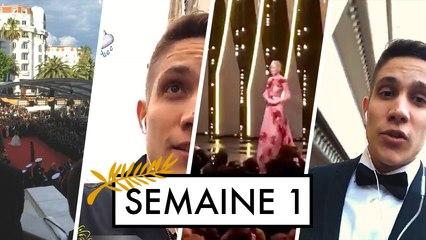 On vous raconte le Festival de Cannes sur Snapchat (semaine 1)