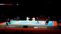 European Karate Championships 2016 Montpellier - Stanislav Horuna Male Team Fight