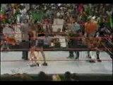 Rock vs. HHH Backlash PPV 2000 WWF Championship Part 2/5