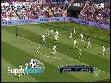 اهداف مباراة ( سوانزي سيتي 1-1 مانشستر سيتي ) الدورى الانجليزى