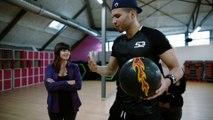WASS défie Marion et Anne-So au freestyle football ! - Marion et Anne-So