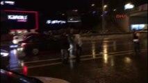 İstanbul Maltepe'de Üstgeçidin Altında Patlama 1 Yaralı