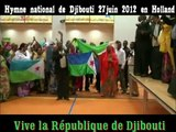 Diaspora Djiboutiennes des Pays-Bas 27 juin 2012