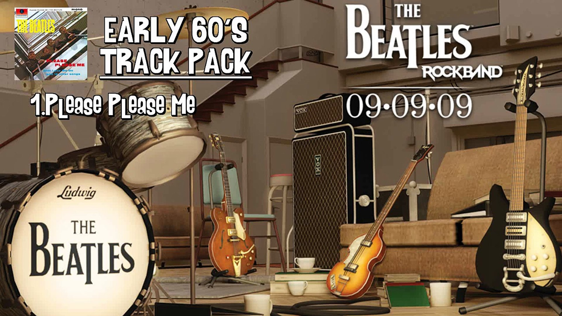 The Beatles: Rock Band - DLC Pack 1