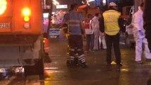 İstanbul Maltepe'de Köprü Altında Patlama 3 Yaralı...