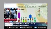 EL PRM RECHAZA RESULTADOS NO OFICIALES DIFUNDIDOS POR LOS MEDIOS- NOTICIAS SIN- VIDEO
