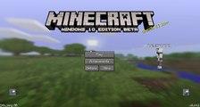 Minecraft  Windows 10 Edition Beta 5 8 2016 8 32 47 AM