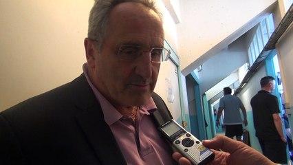 Rugby Fédérale 1 - Jean Pierre Humbert après Soyaux-Angoulême - US Bressane