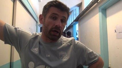 Rugby Fédérale 1 - Laurent Mignot après Soyaux-Angoulême - US Bressane 1