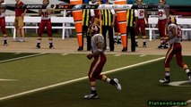 NFL 2014 Week 3 - Washington Redskins vs Philadelphia Eagles - Overtime - Madden 25 PS4 - HD