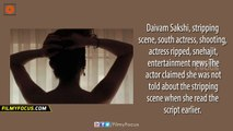 Daivam Sakshi Actress Clothes Ripped During Shoot Case Against Director - Filmyfocus.com