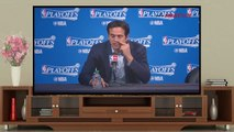 NBA Highlights 2016   Erik Spoelstra Postgame Interview   Heat vs Raptors   Game 7   May 15, 2016  