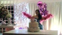 Aniversário de 15 Anos da Daniela Barros - Parabéns Dani!