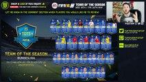 OMFG 98 TOTS LEWANDOWSKI! FT. TOTS Aubameyang, TOTS Costa & TOTS Muller! - FIFA 16 Ultimate Team