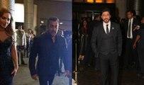 Salman Introduces Iulia To Shahrukh Khan | Preity Zinta's Reception