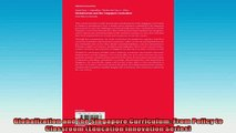 EBOOK ONLINE  Globalization and the Singapore Curriculum From Policy to Classroom Education Innovation READ ONLINE