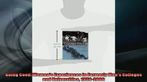 FREE PDF  Going Coed Womens Experiences in Formerly Mens Colleges and Universities 19502000  DOWNLOAD ONLINE