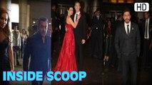 Preity Zinta's Wedding Reception | INSIDE Scoop | Salman Khan Introduces Iulia To Shahrukh Khan