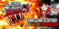 One Piece Burning Blood - Goma Goma en Marineford