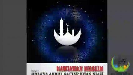 Molana Abdul Sattar - Nawjawan Muslim