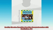 FREE DOWNLOAD  Reality Checks Teaching Reading Comprehension with Nonfiction K5  BOOK ONLINE