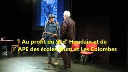 Léon et Gérard à Houdain